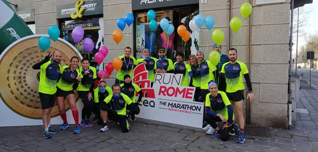 affari e sport roma marathon
